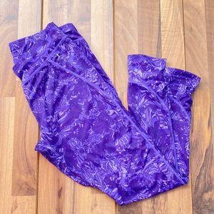 Danskin purple leggings M